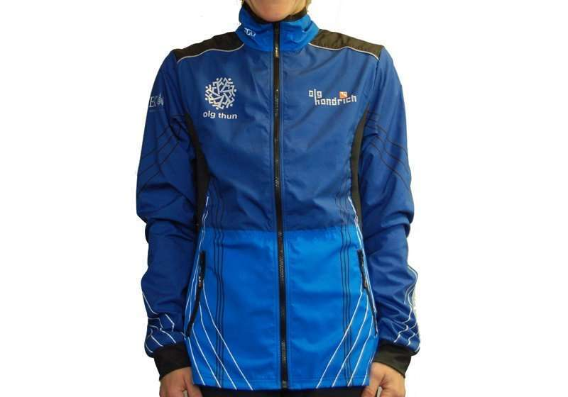 ISC Master Trainingsjacke sublimiert