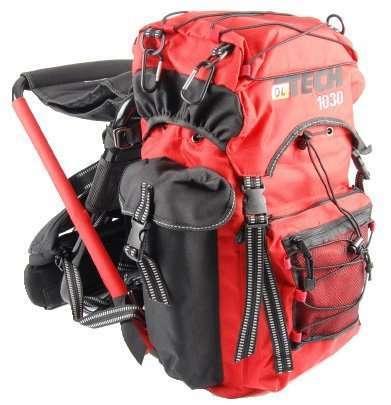 OL-Tech 1030 Rucksack mit Sitz 30 Liter – div. Farben