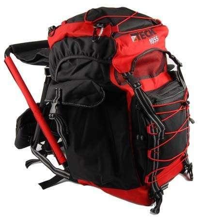 OL-Tech 1055 Rucksack mit Sitz 55 Liter – div. Farben