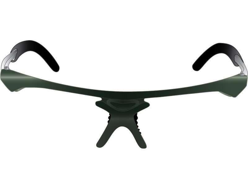 Vapro Lese- und Schutzbrille Ersatzgestell