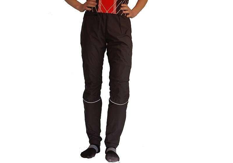 ISC Coach rio Trainerhose schwarz