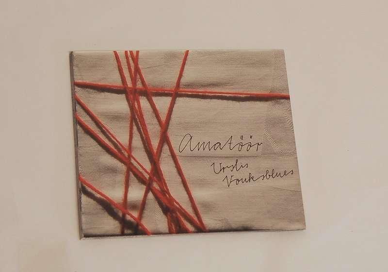 Urslis Vouksblues – Amatöör CD
