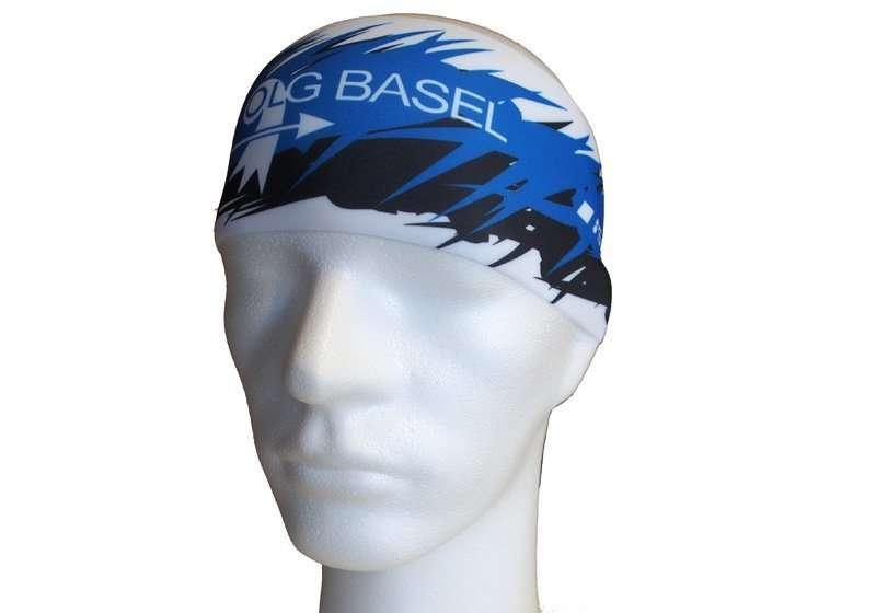 ISC Stirnband sublimiert<br/>Breite 9.5cm